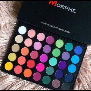 35B Morphe Palette ❤️